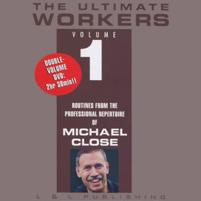 The Ultimate Workers Volume 1 DVD - Michael Close