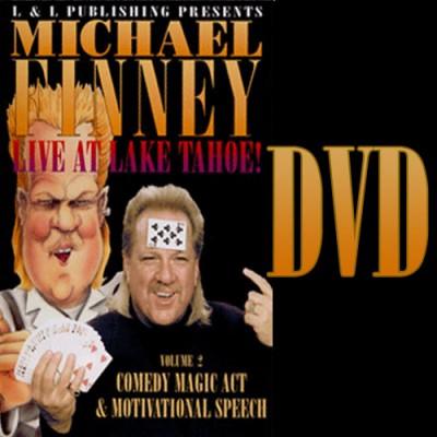 Finney Live at Lake Tahoe Volume 2