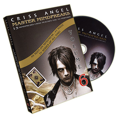 Mindfreaks by Criss Angel - Volume 6