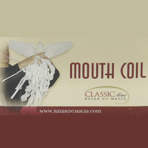 Mouth Coils by Bazar de Magia