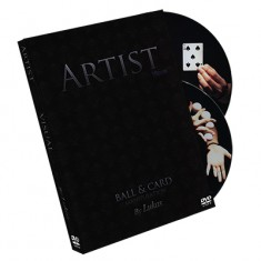 Artist Visual by Lukas - 2 DVDs and a Book