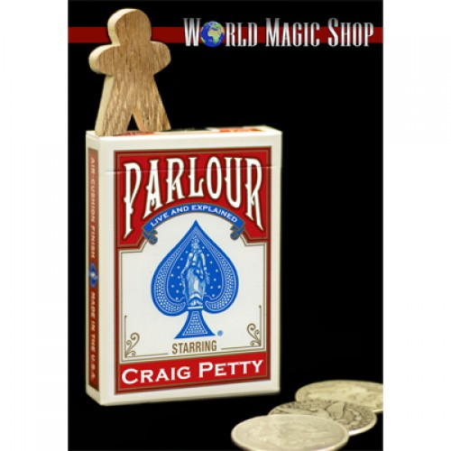 Parlour DVD by Craig Petty and WMS