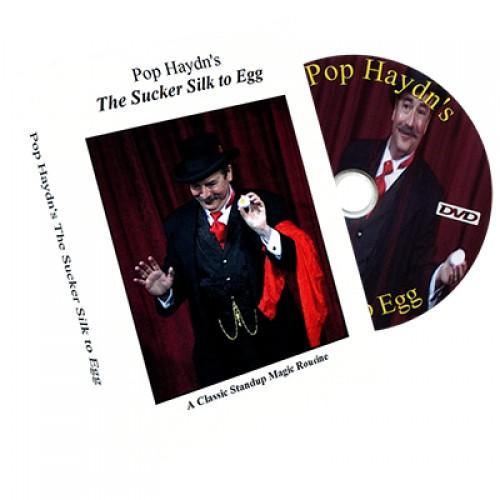Sucker Silk to Egg by Pop Haydn