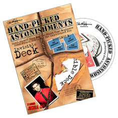 Hand-picked Astonishments by Paul Harris and Joshua Jay - Invisible Deck