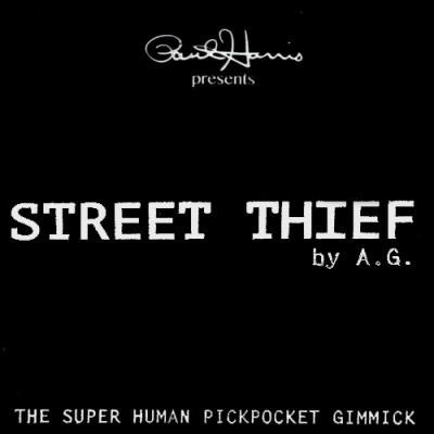 Street Thief by Paul Harris Presents (British Pound)