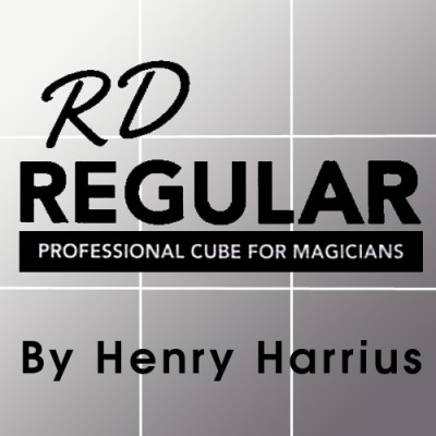 RD Regular Cube - Henry Harrius