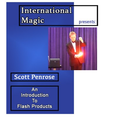 International Magic Lecture DVD - Scott Penrose
