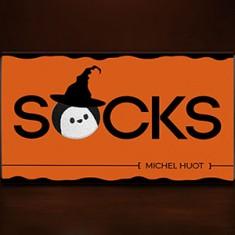 SOCKS Halloween Edition by Michel Huot