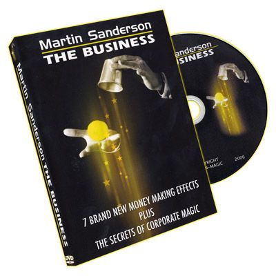 The Business - Martin Sanderson