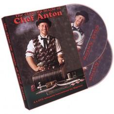 The Close-Up Magic of Chef Anton (2 DVD Set)