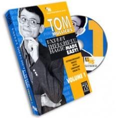 Mullica Expert Impromptu Magic Made Easy by Tom Mullica - Volume 1