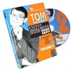 Mullica Expert Impromptu Magic Made Easy by Tom Mullica - Volume 2