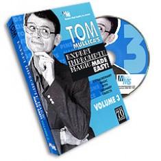 Mullica Expert Impromptu Magic Made Easy by Tom Mullica - Volume 3