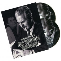 The Dai Vernon Seminar by Roberto Giobbi (2 DVD Set)