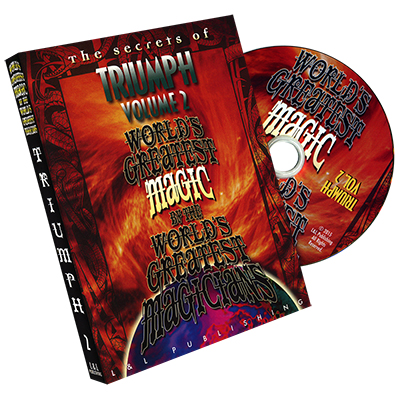 Triumph Vol.2 by World's Greatest Magic