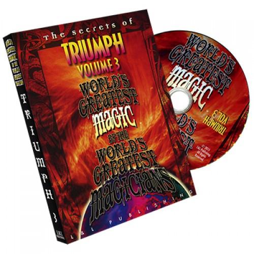 Triumph Vol.3 by World's Greatest Magic