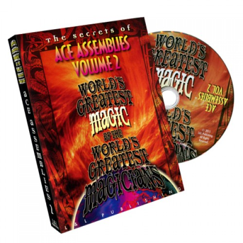 Ace Assemblies Vol.2 by World's Greatest Magic
