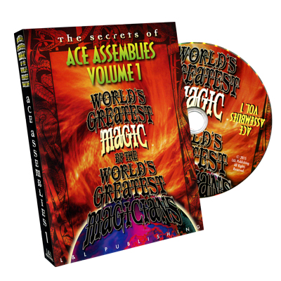 Ace Assemblies Vol.1 by World's Greatest Magic
