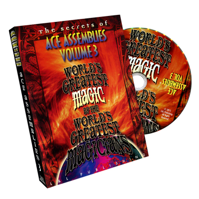 Ace Assemblies Vol.3 by World's Greatest Magic
