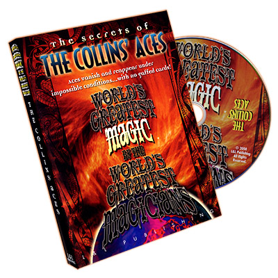 Collins Aces by World's Greatest Magic