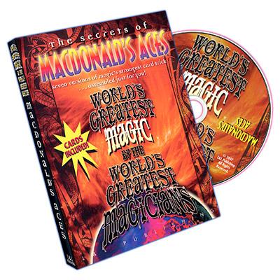 World's Greatest Magic - MacDonald's Aces