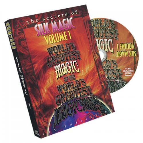 World's Greatest Magic Silk Magic - Volume 1