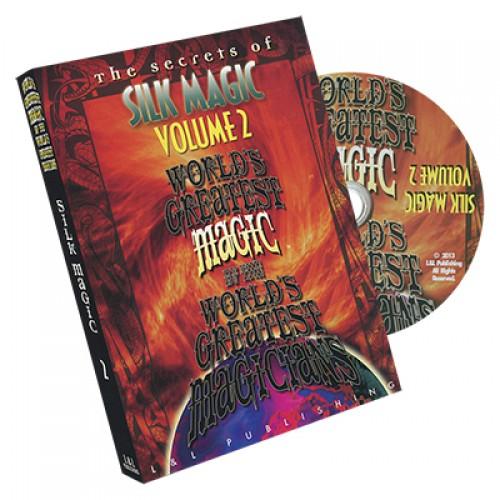 World's Greatest Magic Silk Magic - Volume 2
