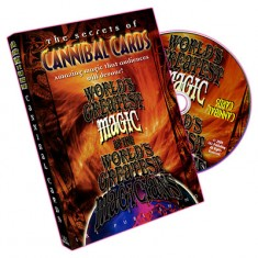 Cannibal Cards by World's Greatest Magic