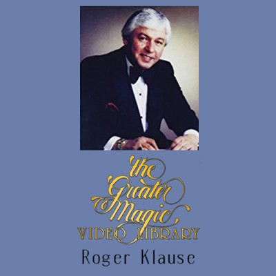 Greater Magic Video Library Volume 11 - Roger Klause Vol.1