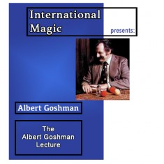 International Magic Lecture DVD - Albert Goshman