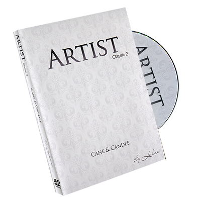 Artist Classic Vol 2 (Cane and Candle)(DVD and Booklet)
