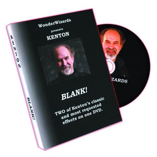 Blank by Kenton Knepper