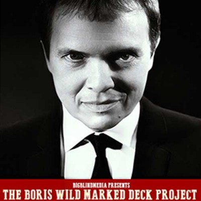 The Boris Wild Marked Deck Project - Boris Wild