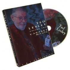 Cabaret Magic Volume 2 by Ted Lesley