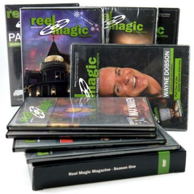 Reel Magic Magazine Series