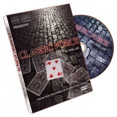 Classic Force by Phil Jay and JB Magic