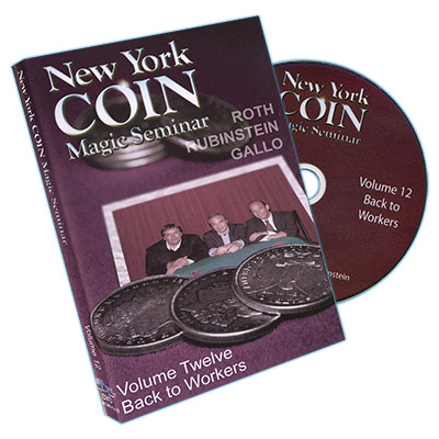 New York Coin Seminar Volume 12: Back To Workers