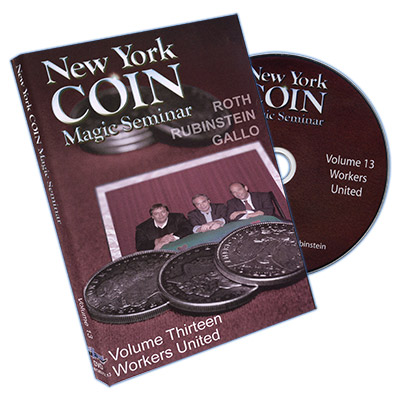 New York Coin Seminar Volume 13: Workers United