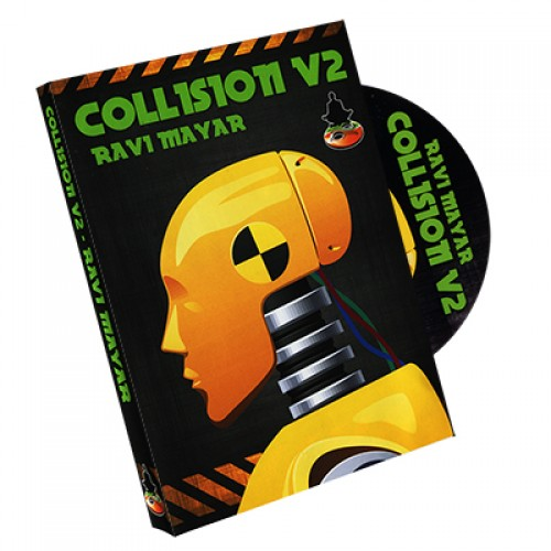 Collision V2 by Ravi Mayar and MagicTao