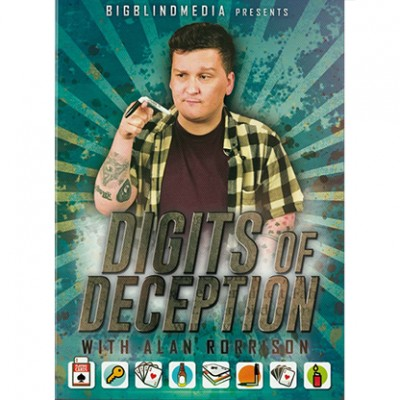 Digits of Deception by Alan Rorrison