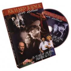 35 Years of Cheating, Fighting, and Fun (2 DVD Set) by Richard Turner