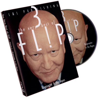 Very Best of Flip Vol 3 - Ring Master in the Ropes - DVD