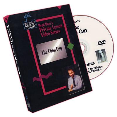 The Chop Cup - Brad Burt