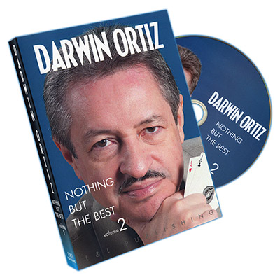 Nothing But the Best by Darwin Ortiz - Volume 2