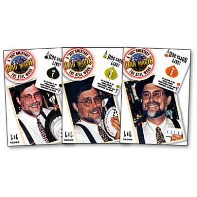 Doc Eason's Bar Magic - Volume 1