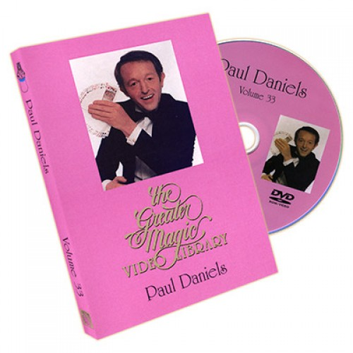 Greater Magic Video Library Volume 33 - Paul Daniels