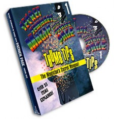 Thumb Tips Vol 1 by Patrick Page video DVD
