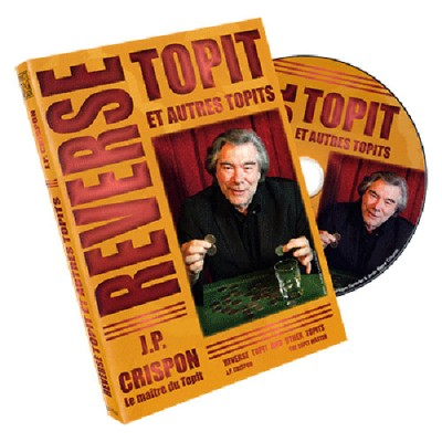 Reverse Topit DVD by Jean-Pierre Crispon