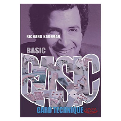 Basic Basic Card Magic by Richard Kaufman