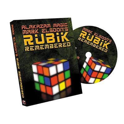 Rubik Remembered by Mark Elsdon and Alakazam